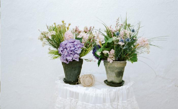 Floral decoration events