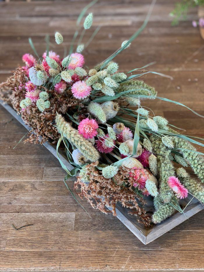 Centros de Flores No Naturales